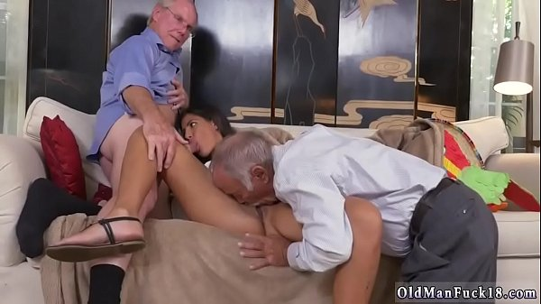 Old daddy, Mature fisting