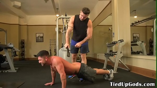 Fitness, Cocksuckers, Blindfold