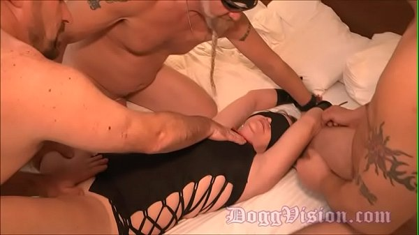 Wife sharing, Share wife, Blindfold