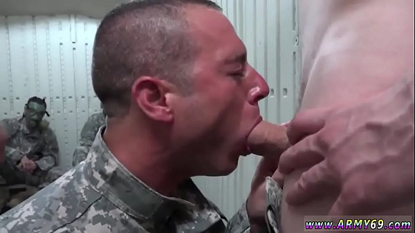 Army, Glory, First time gay