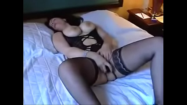 Stockings, Heels, Mom bed, Milf stocking, Stocking milf, Cos play