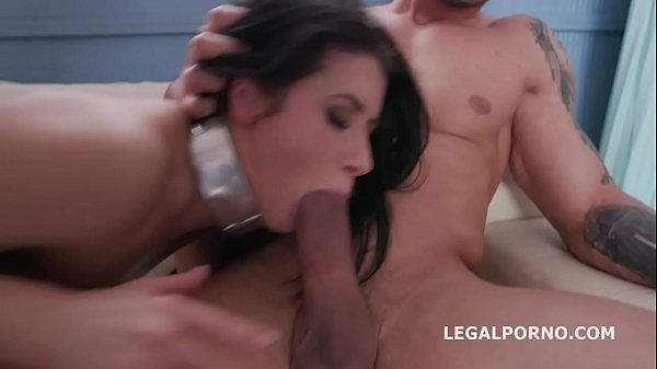 Anal creampie, Balls, Mouthful, Deep creampie