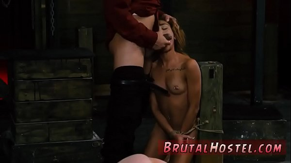 Anal dildo, First anal, Extreme, Brutal anal