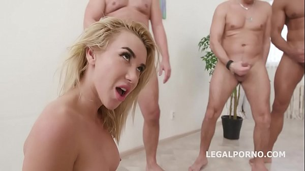 Double, Anal gangbang, Double anal