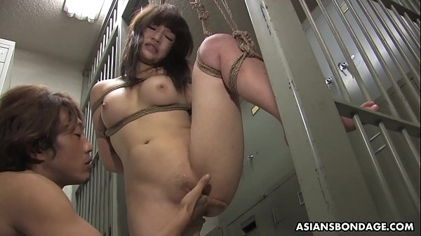 Forced asian, Bound, Bar, Asian forced