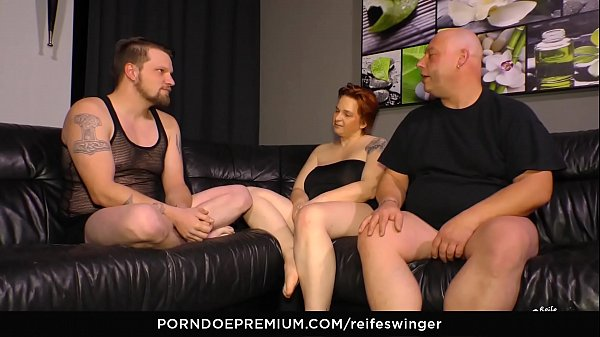 Swinger, Threesome, Swinger mature, German swingers