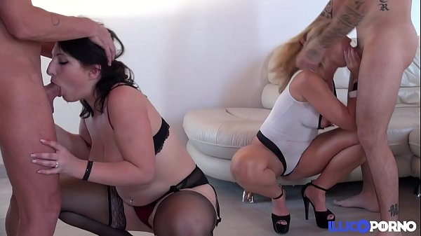 Full, Double anal, Double milf