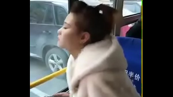 Bus, Chinese girl, In bus, Girls kissing, Chinese bus
