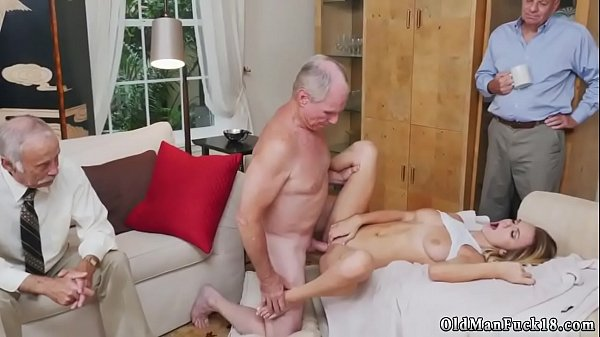 Foot fetish, Young old, Old daddy