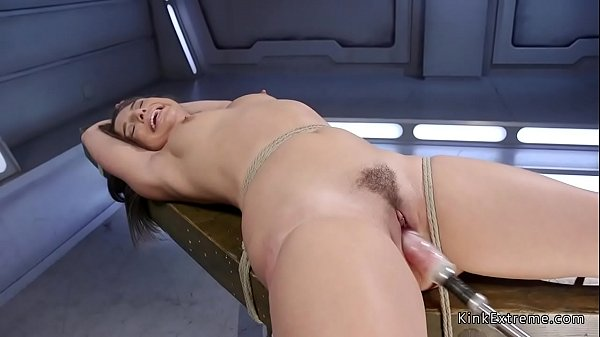 Tied, Tied up, Tied fuck, Fucking machine