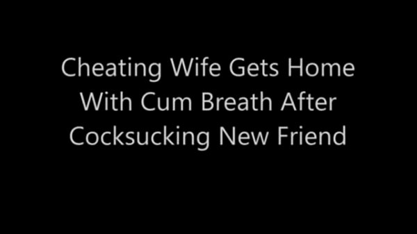 Cheating, Wife friend, Friends wife, Cocksuckers