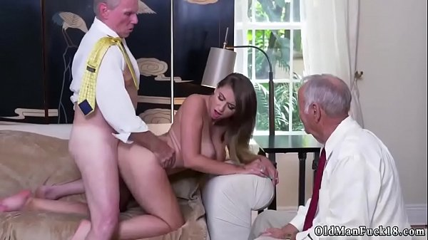 Old daddy, Squirt fuck, Old woman