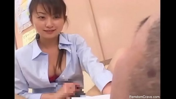 Strapon, Punishment, Asian teacher, Punished