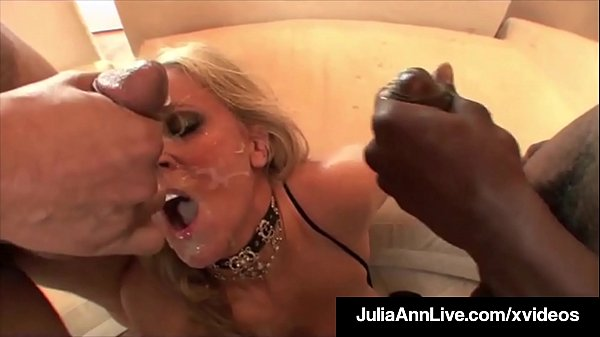 Julia ann, Interracial anal, Anal interracial