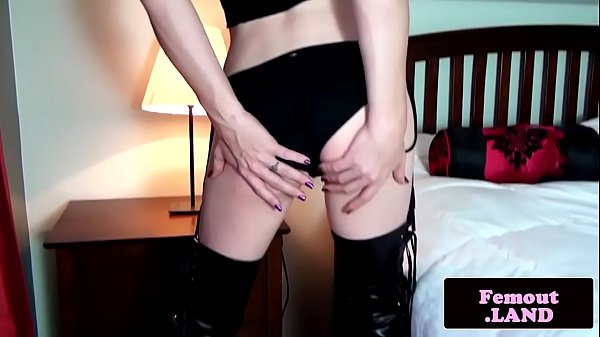Femboy, Anal solo