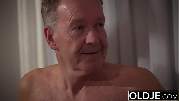 Grandpa, Old young, Teen pussy, Young porn